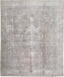Colored Vintage Rug 295X358 Authentic  Modern Handknotted Light Grey Large (Wool, Pakistan)