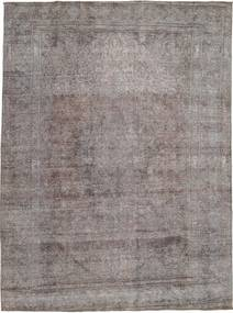 Colored Vintage Rug 244X325 Authentic  Modern Handknotted Dark Grey/Light Grey (Wool, Pakistan)