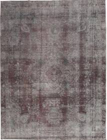 Colored Vintage Rug 255X333 Authentic  Modern Handknotted Dark Brown/Dark Grey Large (Wool, Pakistan)