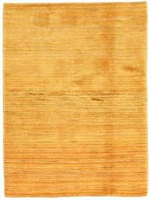 Gabbeh Perzsa Szőnyeg 105X142 Modern Csomózású Narancssárga/Világosbarna (Gyapjú, Perzsia/Irán)