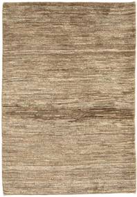 Gabbeh Persia Rug 98X142 Authentic  Modern Handknotted Light Brown (Wool, Persia/Iran)