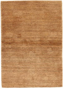 Gabbeh Persia Rug 102X144 Authentic  Modern Handknotted Light Brown/Brown (Wool, Persia/Iran)