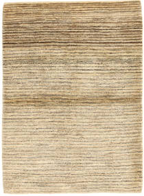 Gabbeh Persia Rug 107X146 Authentic  Modern Handknotted Light Brown/Beige/Dark Beige (Wool, Persia/Iran)