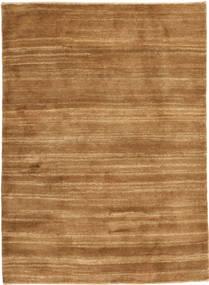 ギャッベ ペルシャ 絨毯 103X144 モダン 手織り 茶/薄茶色 (ウール, ペルシャ/イラン)