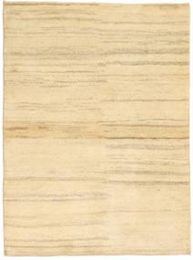 Gabbeh Persia Rug 100X137 Authentic  Modern Handknotted Dark Beige/Beige/Yellow (Wool, Persia/Iran)