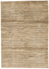 Gabbeh Persia Rug 104X146 Authentic  Modern Handknotted Light Brown (Wool, Persia/Iran)