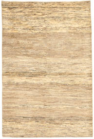 Gabbeh Persia Rug 100X150 Authentic  Modern Handknotted Beige/Light Brown (Wool, Persia/Iran)
