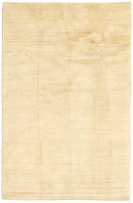 Gabbeh Persia Rug 100X156 Authentic  Modern Handknotted Beige/Dark Beige (Wool, Persia/Iran)