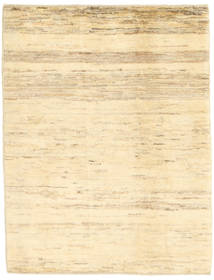 Gabbeh Persia Tæppe 89X115 Ægte Moderne Håndknyttet Beige/Mørk Beige (Uld, Persien/Iran)