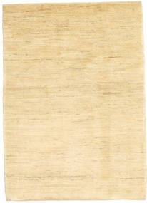 Gabbeh Perzisch Vloerkleed 107X147 Echt Modern Handgeknoopt Beige/Donkerbeige (Wol, Perzië/Iran)