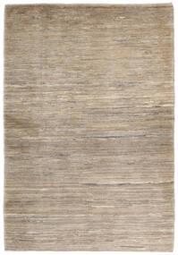 Gabbeh (Persja) Dywan 103X145 Nowoczesny Tkany Ręcznie Beżowy/Ciemnobeżowy (Wełna, Persja/Iran)
