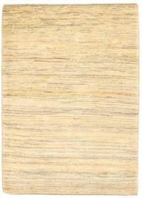 Gabbeh Persia Rug 102X140 Authentic  Modern Handknotted Beige/Dark Beige (Wool, Persia/Iran)