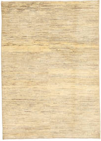 Gabbeh Persia Rug 101X140 Authentic  Modern Handknotted Beige/Light Brown (Wool, Persia/Iran)