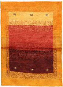 Gabbeh Perzsa Szőnyeg 100X138 Modern Csomózású Narancssárga/Sötétpiros (Gyapjú, Perzsia/Irán)