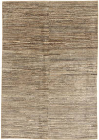 Gabbeh Persia Rug 132X189 Authentic  Modern Handknotted Light Grey/Light Brown (Wool, Persia/Iran)