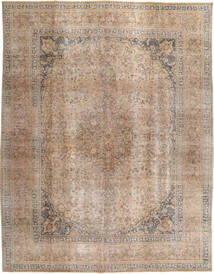 Vintage Rug 287X380 Authentic  Modern Handknotted Light Brown/Light Grey Large (Wool, Pakistan)
