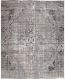 カラード ヴィンテージ 絨毯 270X341 モダン 手織り 薄い灰色/濃いグレー 大きな (ウール, パキスタン)