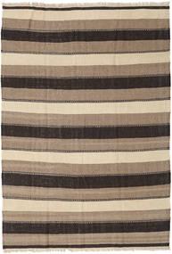 Kilim Rug 177X257 Authentic  Oriental Handwoven Light Grey/Dark Grey/Beige (Wool, Persia/Iran)