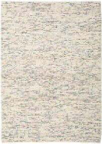 Big Drop - Grey/Beige Mix Rug 240X340 Authentic  Modern Handwoven Beige/Light Grey/Dark Beige (Wool, India)