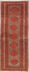 Baluch Rug 121X305 Authentic  Oriental Handknotted Hallway Runner  Dark Red/Brown (Wool, Persia/Iran)