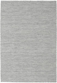 Kilim Honey Comb - Honeycomb Mid Grey carpet CVD18772