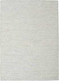 Kilim Goose Eye - Grey carpet CVD18864