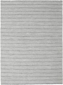 Κιλίμ Long Stitch - Σκούρο Γκρι χαλι CVD18828