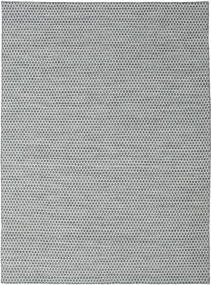 Kilim Honey Comb - Dark Grey carpet CVD18756