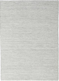 Kilim Goose Eye - Dark Grey carpet CVD18852