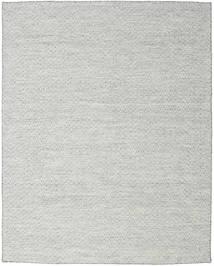 Kilim Goose Eye - Scuro Grigio Tappeto 240X300 Moderno Tessuto A Mano Grigio Chiaro/Beige (Lana, India)