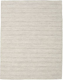 Kilim Long Stitch - Beige Rug 190X240 Authentic  Modern Handwoven Light Grey (Wool, India)
