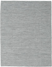 Tappeto Kilim Honey Comb - Scuro Grigio CVD18758