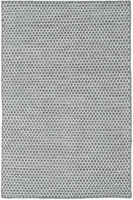 Kelim Honey Comb - Mörk Grå matta CVD18763