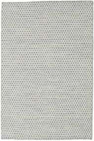 Tapis Kilim Honey Comb - Gris CVD18727