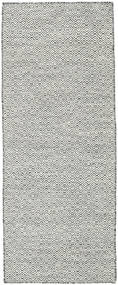 Kilim Goose Eye - Black / Grey rug CVD18894