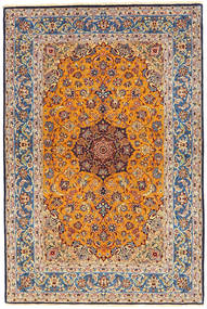 Isfahan Seidenkette Teppich AXVZZH64