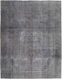 Colored Vintage Rug 287X356 Authentic  Modern Handknotted Light Grey/Light Purple Large (Wool, Pakistan)