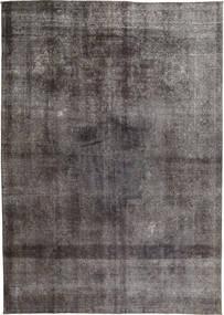 カラード ヴィンテージ 絨毯 290X396 モダン 手織り 薄い灰色/紺色の 大きな (ウール, パキスタン)