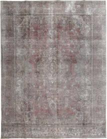 Colored Vintage Tapis 288X373 Moderne Fait Main Gris Clair/Gris Foncé Grand (Laine, Pakistan)