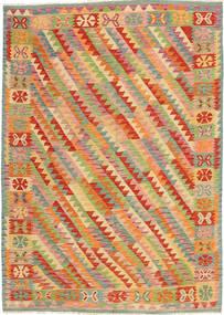 Kelim Afghan Old style matta AXVZX5429
