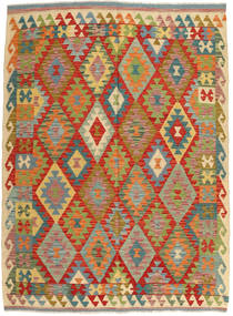 Alfombra Kilim Afghan Old style AXVZX5439