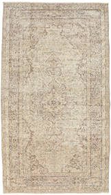 Colored Vintage Rug 115X208 Authentic  Modern Handknotted Light Brown (Wool, Turkey)
