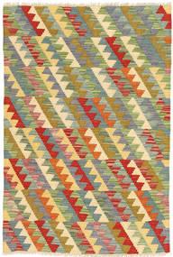 Kilim Afghan Old style rug AXVZX4663