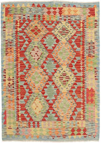 Tapete Kilim Afegão Old style AXVZX5690