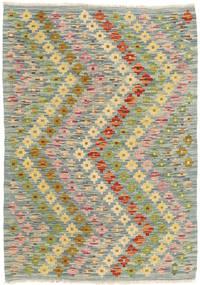 Kilim Afghan Old style rug AXVZX5545