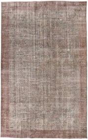 Colored Vintage Teppe 152X240 Ekte Moderne Håndknyttet Lysbrun/Lys Grå (Ull, Tyrkia)