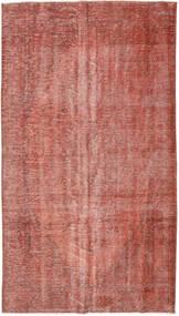 カラード ヴィンテージ 絨毯 143X256 モダン 手織り 錆色/茶 (ウール, トルコ)