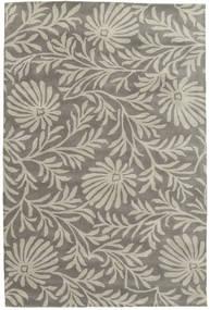 Handtufted Rug 157X232 Modern Light Grey/Dark Grey (Wool, India)