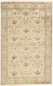Tabriz Royal Matto 149X238 Itämainen Käsinsolmittu Vaaleanruskea/Beige/Tummanbeige ( Intia)
