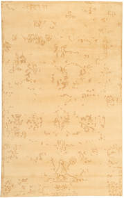 Handtufted 絨毯 146X239 モダン 暗めのベージュ色の/薄茶色 (ウール, インド)